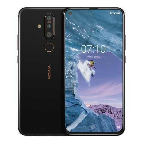 NOKIA X71 6+64GB 6.39 inches Smartphone