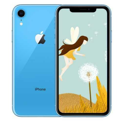 Apple iPhone XR RAM 3GB blue_128GB