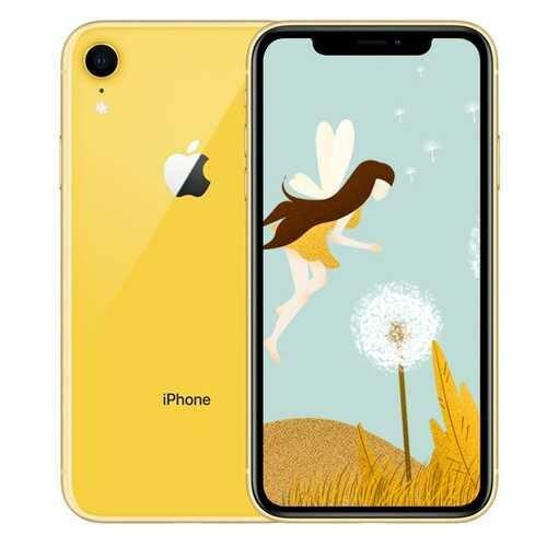 Apple iPhone XR RAM 3GB yellow_256GB