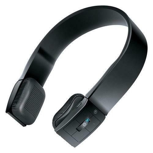 BT-1050 Bluetooth Headphones w/ Mic
