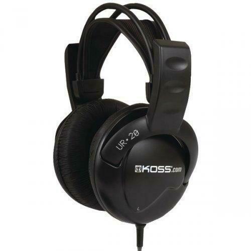 Koss Ur20 Full-size, Over-the-ear Headphones (pack of 1 Ea)