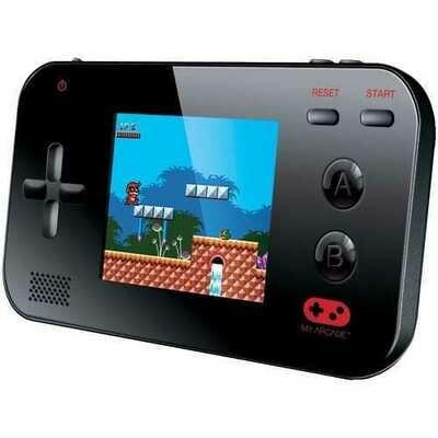 dreamGEAR DGUN-2573 My Arcade Gamer V Portable Gaming System (Black)