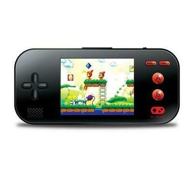 My Arcade Gamer V Plus Portable Black