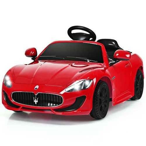 Maserati 12 V Licensed Electric Kids Riding Car
