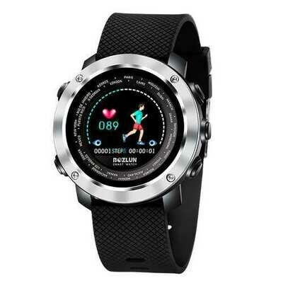 Bakeey W30 24-hours Continuous Heart Rate Monitor Fitness Tracker bluetooth Smart Wristband