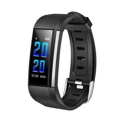 Bakeey M200 0.96inch TFT Color Screen Heart Rate Blood Pressure Oxygen Monitor Smart Wristband