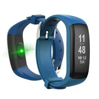 Bakeey P6plus 0.87inch OLED Heart Rate Monitor Pedometer Messages Display Sport Smart Bracelet