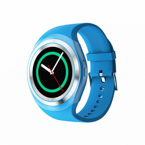 L8 Smart Sports Watch Blood Pressure Heart Rate Dialer Weather Camera Music