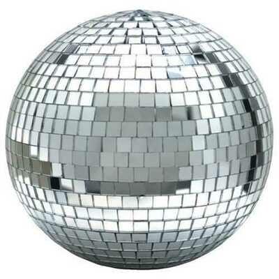 Eliminator Lighting EM8 Mirror Ball (8