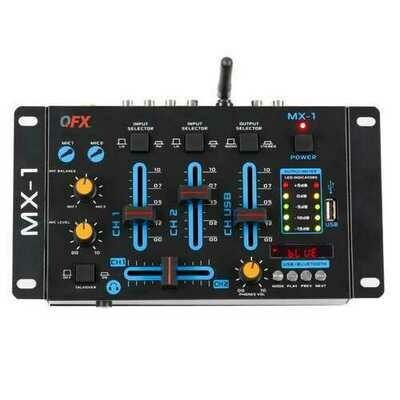 Quantum FX Professional 2 Channel Mixer