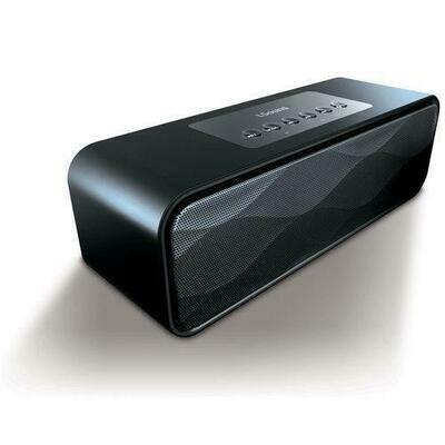 HiFi Waves Bluetooth Speaker w/ FM