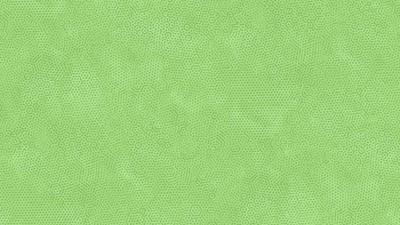 **REMNANT** Makower - Dimples Baby Lettuce 50cm x 112cm