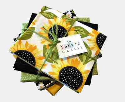 Andover Sunny Bee Fat Quarter Bundle