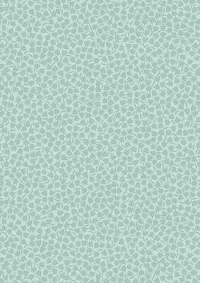 Lewis & Irene Tulip Fields - Two Tone Tulip on Light Blue