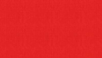 Makower Linen Texture - Red