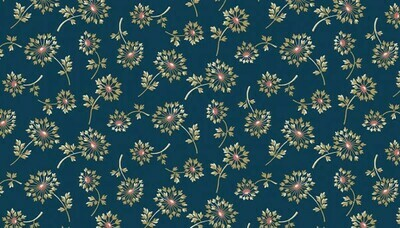 Andover Edyta Sitar Super Bloom - Dandelion Dusk