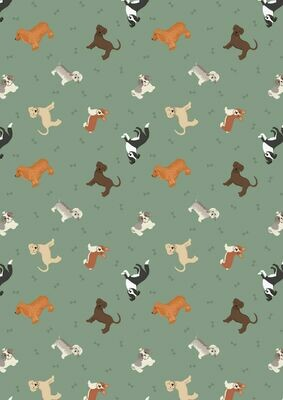 Lewis & Irene Small things….Pets - Dogs on Country Green