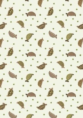 Lewis & Irene Small things….Pets - Tortoises on Cream