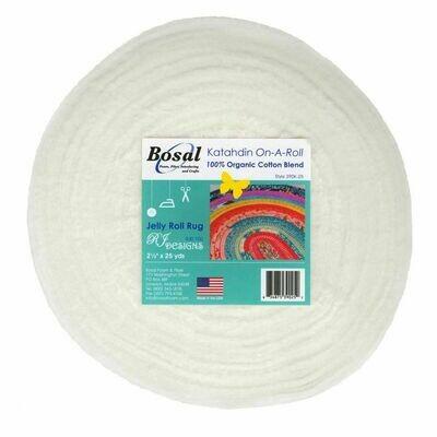 Bosal Katahdin - 100% Cotton On-A-Roll 2 1/2