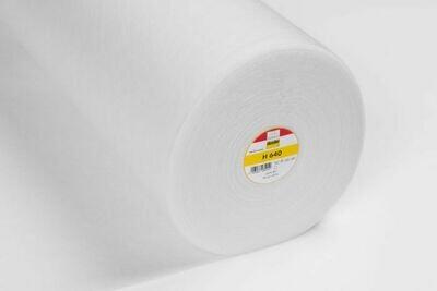 Vilene H640 - Fusible Fleece Medium Weight