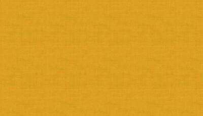 Makower Linen Texture - Gold