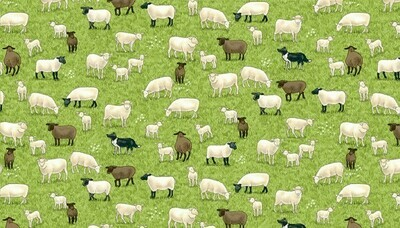 Makower Village Life - Sheep