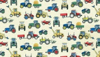 Makower Village Life - Tractors