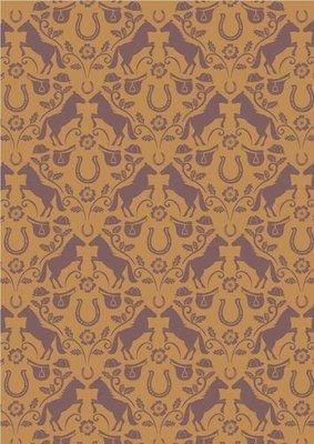 Lewis & Irene Farley Mount - Farley Mount on Mustard Gold