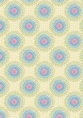 Lewis & Irene Sew Mindful - Rainbow Circles
