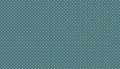Makower Spot - Dark Teal