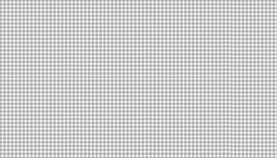 Makower Gingham - Silver Grey
