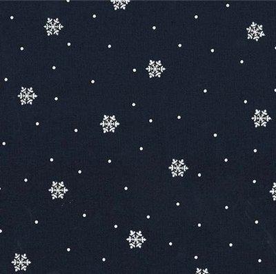 Michael Miller Winter Tails - Snowbound