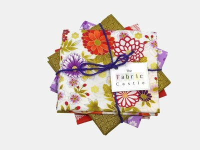 Makower Kimono Fat Quarter Bundle