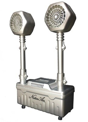 Negative Ion Generator - Naturair Twin Air Ionizer