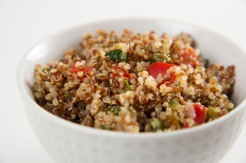 Quinoa Salad - Organic (10)