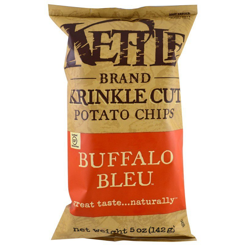 Kettle Chips - Buffalo Bleu