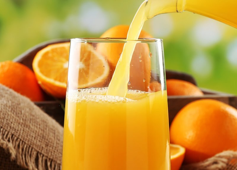 Orange Juice (Serves 10)