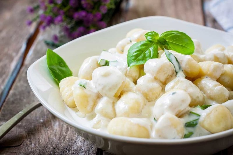 Four Cheese Gnocchi