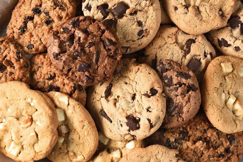 Freshly Baked Cookies (10)