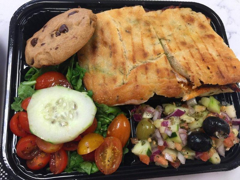 Boxed Lunch - Sandwich