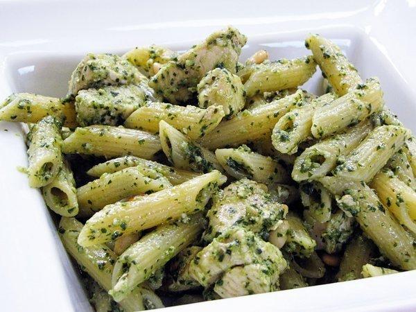 Basil Pesto Penne