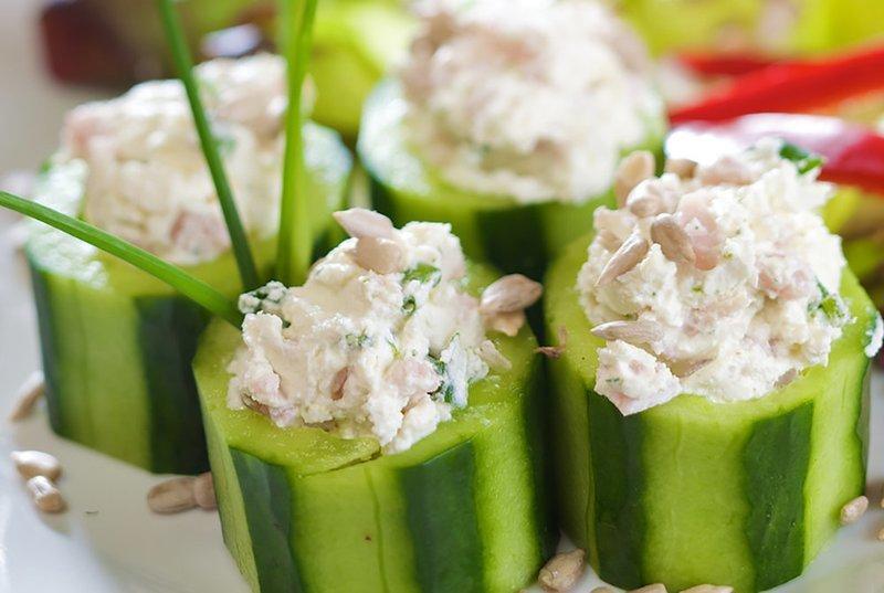 Cucumber Coulis
