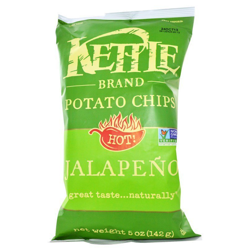 Kettle Chips - Jalapeño