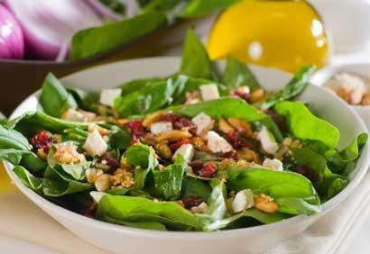 Salade d'Epinard
