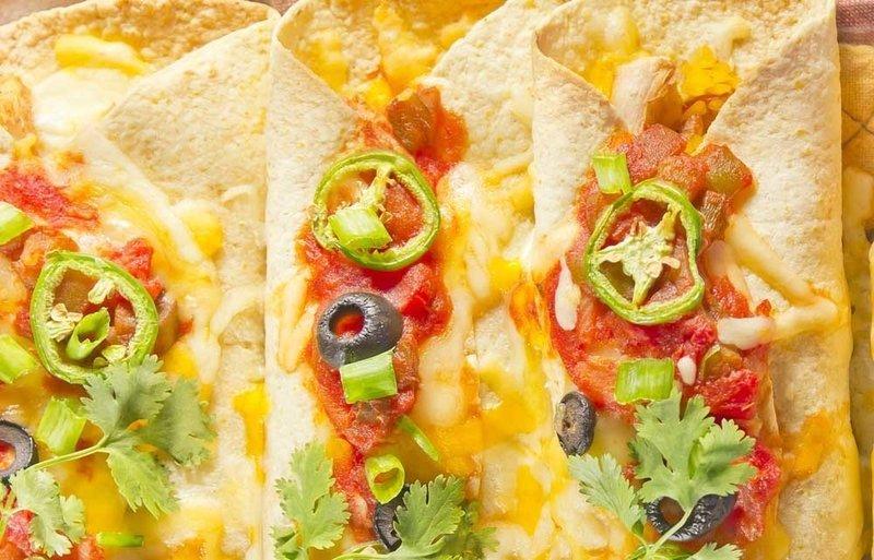 Chicken Enchiladas