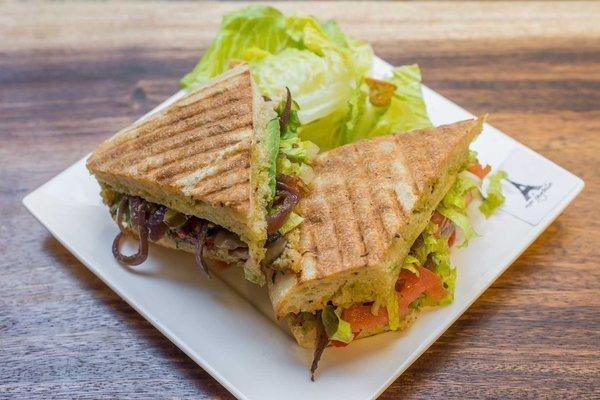 Roasted Veggie Sandwich