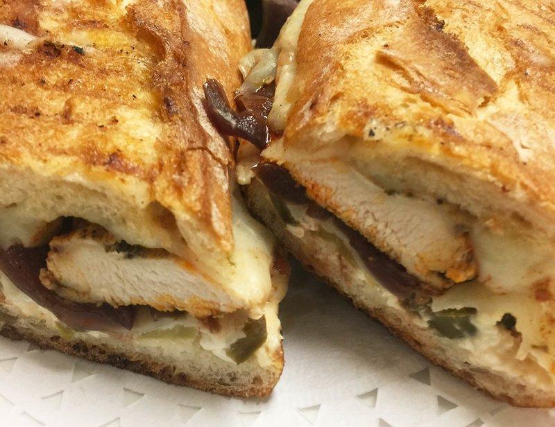 Prima Facie Chicken Sandwich