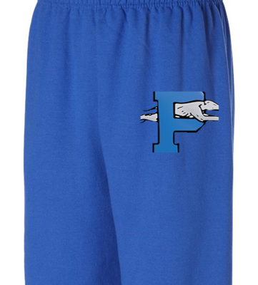Sweat Pants, available in Blue or Black