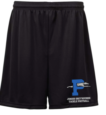 Men's Dri-Fit Shorts, available in Blue or Black