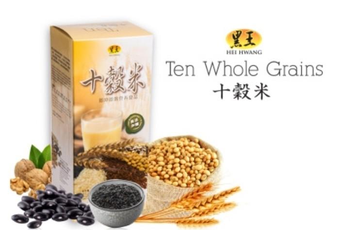 """黑王十谷米 Hei Hwang Ten Whole Grains 15""""s X 30gm"""